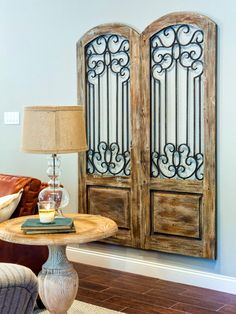 Jo Ann & Chip Gains- HGTV's Fixer Upper TV | Mobile Home Creations On A Dime…