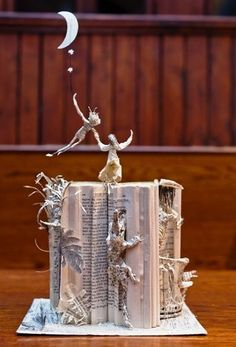 Peter Pan Book Art / Books