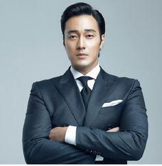 Korean Celebrities, Korean Actors, Kim Go Eun Goblin, Korean Photo, So Ji Sub, Lee Dong Wook, Hot Guys, Menswear, Asian