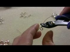 Artbeads.com Handy Tip Video - How to use crimp tubes. Learn how to use crimp tubes to finish off a piece of jewelry.