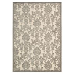 I pinned this Latte Rug from the Well-Styled Study event at Joss and Main!
