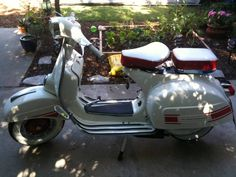 Image detail for -Vespa Rally 200 1974 VSE *RARE* and one of kind Italian Vespa North ...