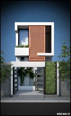 55 Contoh Gambar Model Rumah Minimalis Sederhana | Renovasi-Rumah.net #cocinasmodernassencillas