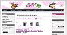 http://www.lovely-cow.com Geschenksartikel - Shop
