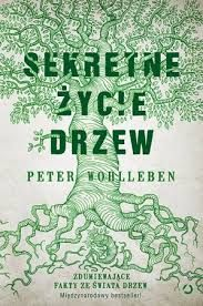 Bazar Radości : Sekretne życie drzew    Książka