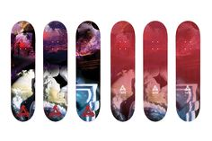 Tate Britain x Palace Skateboards Inspired by John Martin