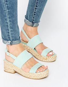 ASOS+HOP+SCOTCH+Flatform+Sandals