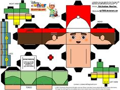 Cubee HANDY MANNY+Tools Page 1 of 2--- by njr75003