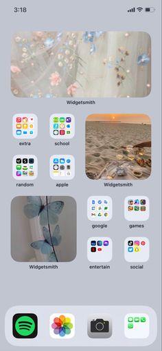 Homescreen, Screens, Ios, Canvases, Window Screens