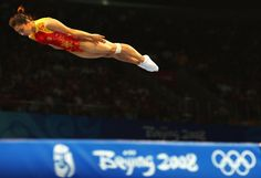 Wenna He - Trampoline Gymnastics; Most Significant Sports Accomplishment: Olympic Gold Medalist