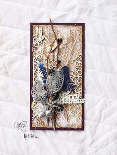Craftstory. Производитель. Скрапбукинг.: Рубрика с Yulianna! Новогодние открытки (Часть 2)