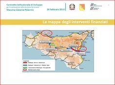 Contratto Istituzionale di Sviluppo per la realizzazione della direttrice ferroviaria Messina-Catania-Palermo | Comitato Pendolari Siciliani