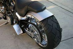 looking for a new rear fender - Road Star Warrior Forum : Yamaha Star Warrior Forums
