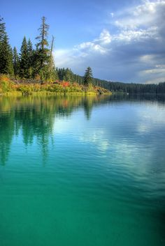 Clear Lake, Oregon  Reserve thru reserve america... you will find real pics and spots..