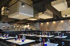 PizzaExpress restaurant, Mumbai – India » Retail Design Blog