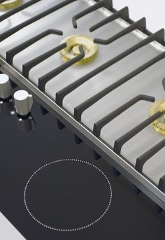 KitchenAid Cooktop by Industrial Facility
