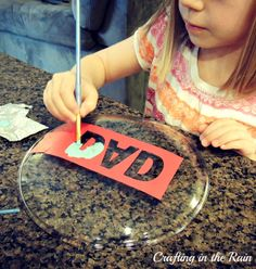 25 DIY Kid-Made Father's Day Gifts