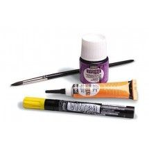 Pebeo Paint - Vitrea 160 Glossy Glass Paint - 45 ml Bottle (Available in 9 Colors) 8.00