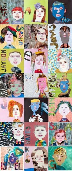 Middle School Art, Art School, High School, Monet, Art For Kids, Crafts For Kids, Art Children, Art Crafts, Children Garden