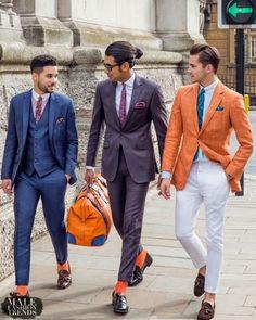 #Men's wear  Clements and Churchs   #Moda Hombre