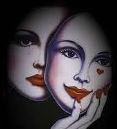 O sorrizo pode esconder a tristeza ;quando o sorrizo vai embora, a tristeza já chegou…