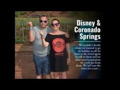 Disney & Coronado Springs - YouTube Coronado Springs, Visit Orlando, Next Video, Best Youtubers, Disney, Playlists, Blog, Disney Art