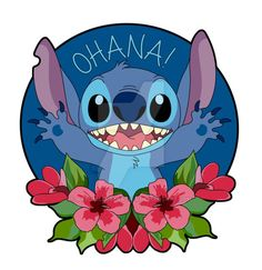 Stitch Portrait Design by MasonIllustration on DeviantArt - Stitching Projects Cartoon Wallpaper, Unicornios Wallpaper, Disney Phone Wallpaper, Wallpaper Iphone Cute, Aesthetic Iphone Wallpaper, Cute Wallpapers, Lilo Y Stitch, Cute Stitch, Disney Kunst