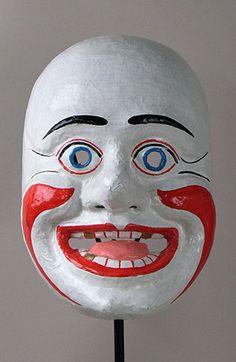 Ecuadorian Clown Mask