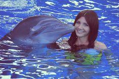 dominican republic, rep dom, swimming with the dolphins, manati park, safari, larisa costea, fashion blogger,travel blogger, dolphin, punta cana