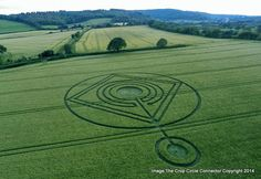 All Crop Circles : The 2014 Season ! by Psychedelic Adventure