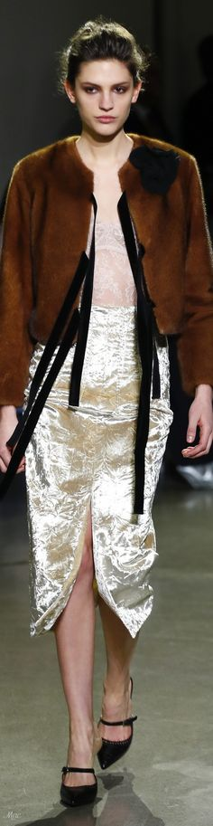 Fall 2018 RTW Brock Collection