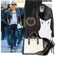 """Steal Her Style: Rita Ora"" by prettyorchid22 on Polyvore"