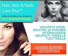 DARA RAVINTOLA JOENSUU: Vitality Club: Hair, Skin & Nails Club Hairstyles, Hair Skin Nails, Clubbing Hairstyles