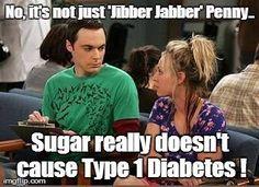"Diabetes ""Jibber Jabber"""