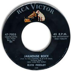 Jailhouse Rock...Elvis