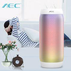 HOT AEC colorful Waterproof Bluetooth Speaker Wireless NFC Super Bass Subwoofer…