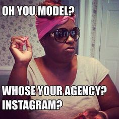 Instagram Fake Models - NoWayGirl