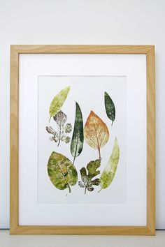 Each piece is unique and unrepeatable, since the process is completely handmade. Made with natural leaves selected one by one in the field, and subsequently recorded on paper cotton of excellent quality. 210 x 297 mm Frame not included. Experimental, Natural, Vintage World Maps, Leaves, Frame, Illustration, Plants, Pattern, Gifts