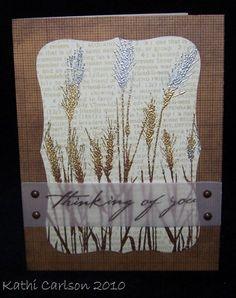 Silhoutte Grass