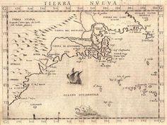old maritime maps | Des cartes historiques (j'aime bien cette carte la, avec le gros ...
