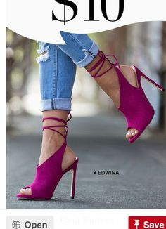 high heels – High Heels Daily Heels, stilettos and women's Shoes Cute Shoes, Women's Shoes, Me Too Shoes, Shoe Boots, Strappy Shoes, Peep Toe Shoes, Golf Shoes, Dress Shoes, Hot Heels