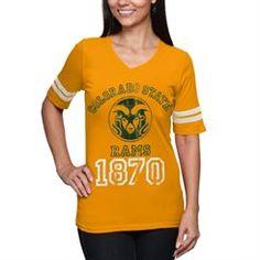 Nike San Francisco 49ers Women's Stamp It Three-Quarter Length Raglan Sleeve T-Shirt - Gray