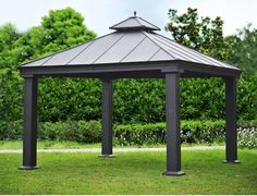 Costco 1200 Cedar Wood 12 X 12 Gazebo With Aluminum