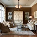 For Great Room/Den = SW6083 Sable by Sherwin-Williams - paints stains and glazes - by Sherwin-Williams