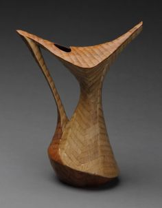 David Bennett | Carved and assembled wood chips. Maple, Cherry