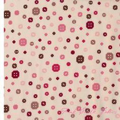 La Petite Mercerie Buttons Pink