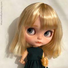 Un preferito personale dal mio negozio Etsy https://www.etsy.com/it/listing/553958046/ooak-custom-blythe-doll-fake-amanda