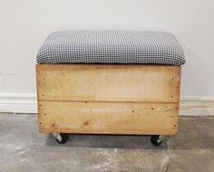 DIY: Storage Bench | Blog | HGTV Canada