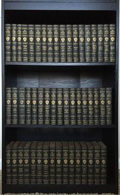 Harvard Classics - Complete 51 Volume Set (1909-10) First Edition, Very Good+