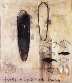Piero Pizzi Cannella, I vasi dei pesci dell'isola, 2009
